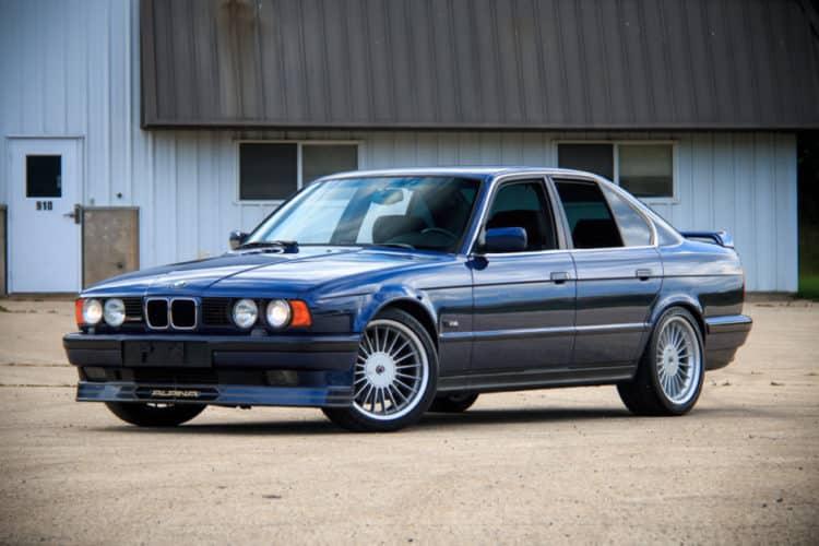 BMW ALPINA B10 BITURBO The 20 best BMW models of all time
