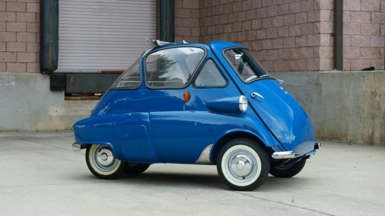 BMW ISETTA Top 20 BMW Models of All Time