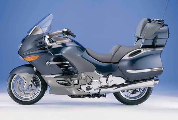 BMW K1200LT Las cinco mejores motocicletas BMW de los 90