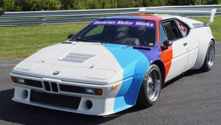 BMW M1 Grupo 4