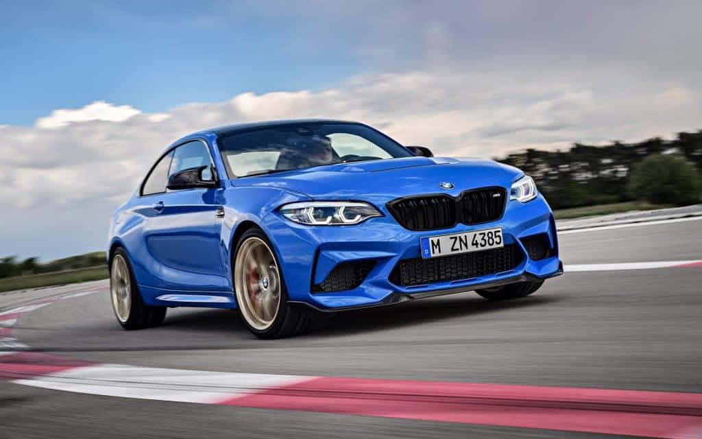 BMW M2 CS Los 10 modelos BMW más rápidos de todos los tiempos