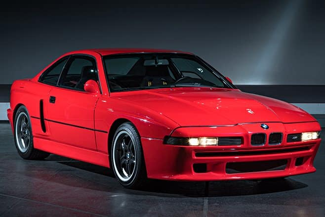 Prototipo BMW M8, E31