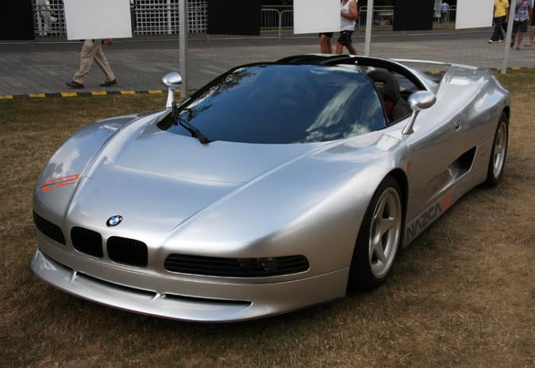 BMW NAZCA C2 Top 20 BMW Models of All Time