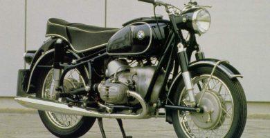 BMW R50 Las cinco mejores motocicletas BMW de los años 60