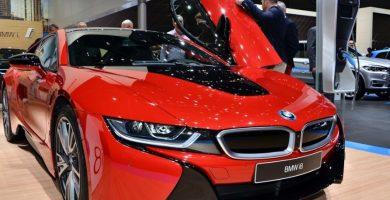 BMW i8 Protonic Red Edition Los cinco mejores modelos de BMW i8 de todos los tiempos