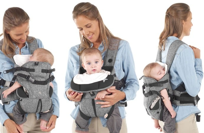 Baby Carrier Los cinco mejores portabebés convertibles del mercado actual