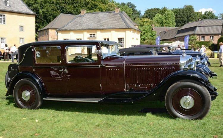 Bentley 8 liters