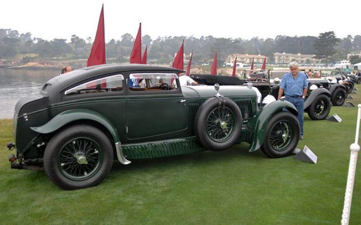 Bentley de seis velocidades