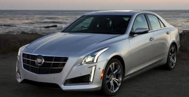 Best Cadillac CTS Models scaled Los 10 mejores modelos Cadillac CTS de todos los tiempos