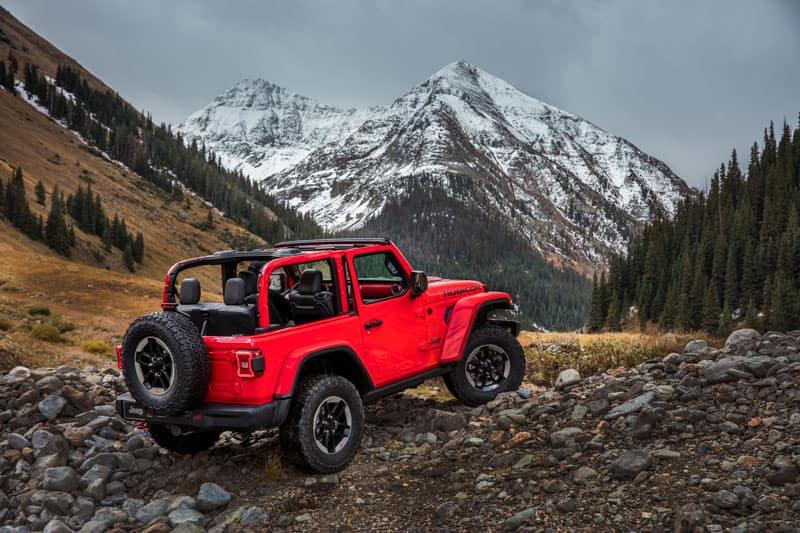 Best Jeep Wrangler Models Los 10 mejores modelos de Jeep Wrangler de todos los tiempos