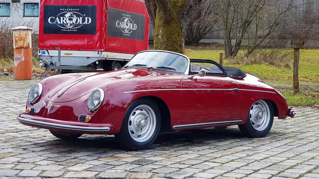 Best Porsche Speedster Models Los 10 mejores modelos Porsche Speedster de todos los tiempos
