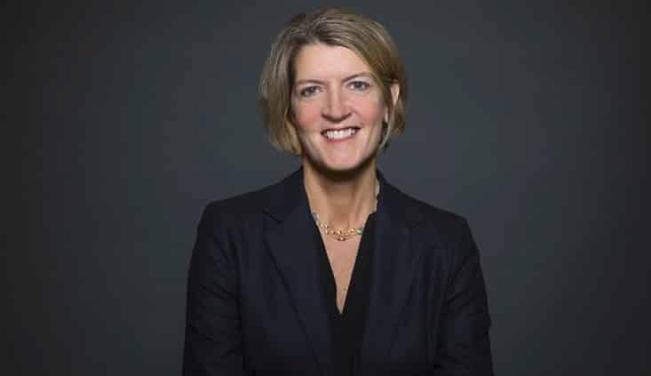 Beth Ford 10 cosas que no sabías sobre la directora ejecutiva de Land O 'Lakes, Beth Ford