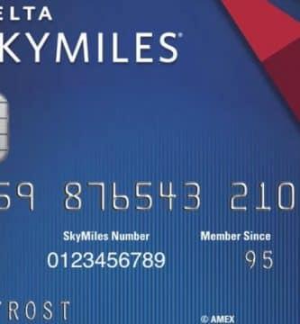 Blue Delta SkyMiles credit card Las 10 mejores tarjetas de crédito para pequeñas empresas