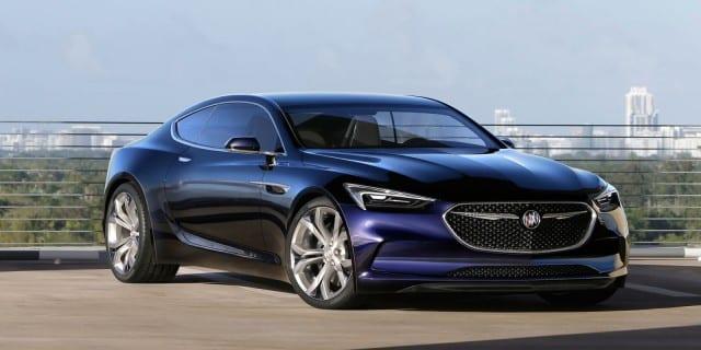 Concepto Buick Avista