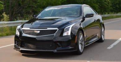 Cadillac ATS V Coupe 15 La historia y evolución del Cadillac ATS