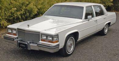 Cadillac Brougham ¿Qué pasó con el Cadillac Brougham?