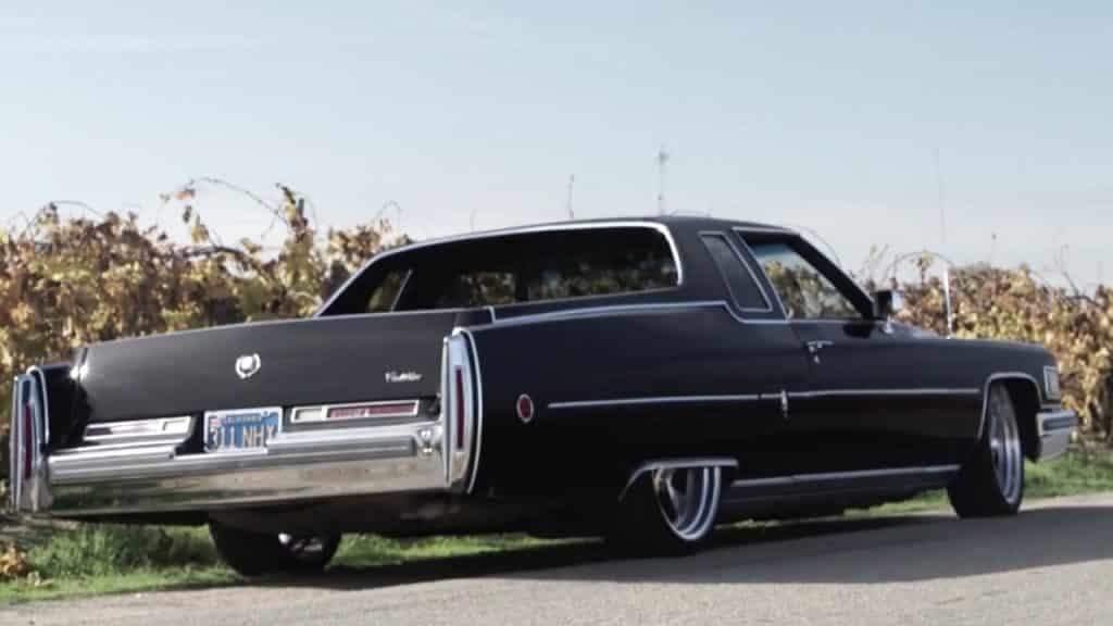 Cadillac El Camino ¿Sabías que existe un Cadillac El Camino?