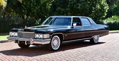 Cadillac Fleetwood Los cinco mejores modelos de Cadillac Fleetwood de todos los tiempos