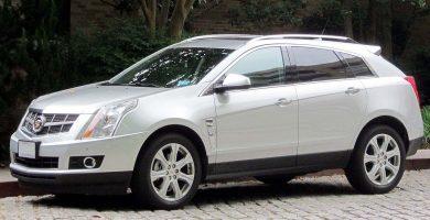 Cadillac SRX La historia y evolución del Cadillac SRX