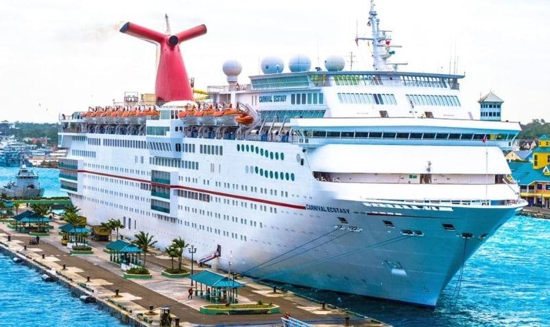 Carnival Cruise lIne 20 cosas que no sabías sobre Carnival Cruise Line