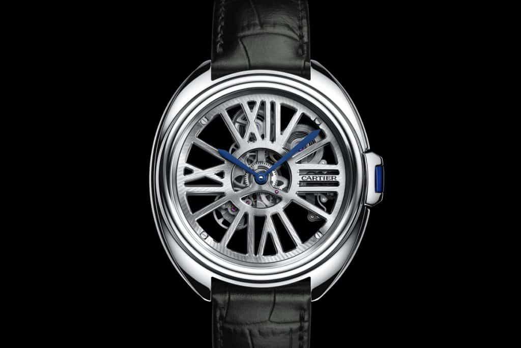 Cartier Caliber 9612 MC Los cinco mejores relojes Cartier de 2016