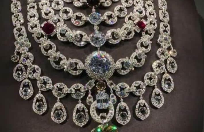 Cartier Patiala Necklace Los collares de diamantes Cartier más caros de todos los tiempos
