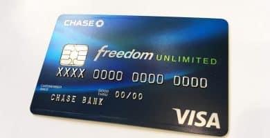 Chase freedom unlimited 1 Las 10 mejores tarjetas de crédito para transferencias de saldo