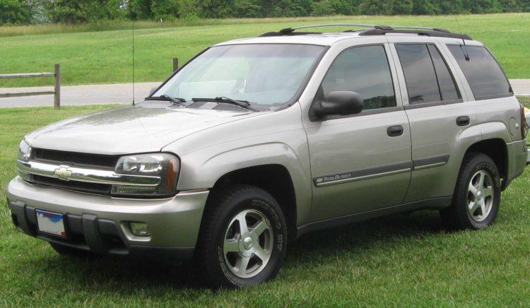 Chevrolet TrailBlazer 06 05 2010 Los 20 mejores SUV Chevy de todos los tiempos
