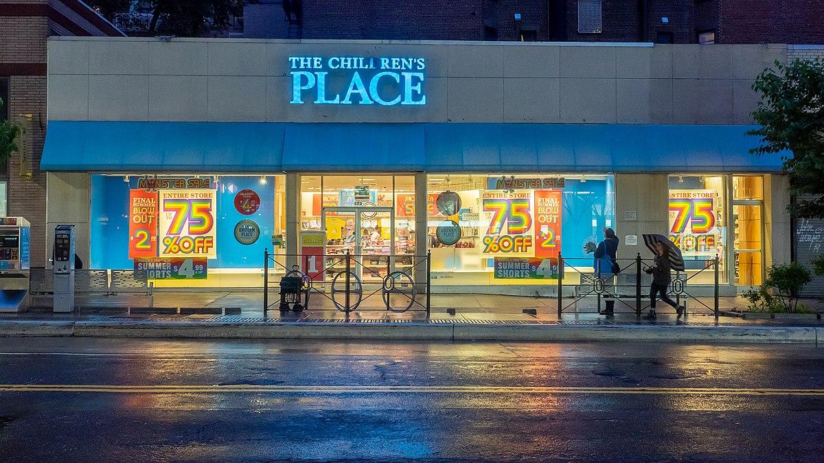 Childrens Place 1 10 beneficios de tener una tarjeta de crédito Children's Place