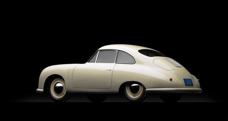 Classic Beauty Historia y evolución del Porsche 356