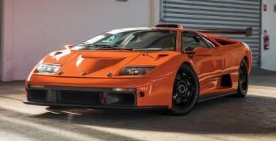 Diablo GTR Cómo conseguir un Lamborghini Diablo GTR