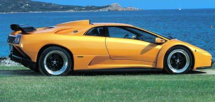 Diablo Ocean La historia y evolución del Lamborghini Diablo
