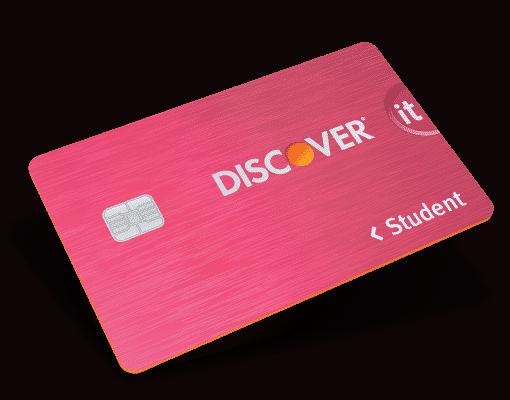 Discover It Students Las 10 mejores tarjetas de crédito para personas sin crédito