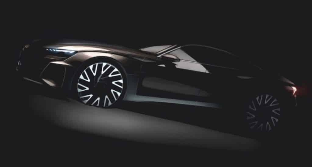 E Tron Audi confirma sus planes para un GT Super Sedan eléctrico