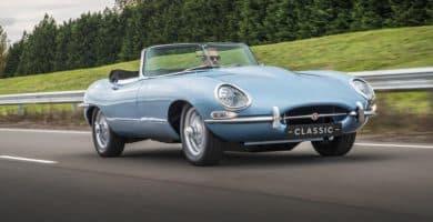E Type Historia y evolución del Jaguar E-Type