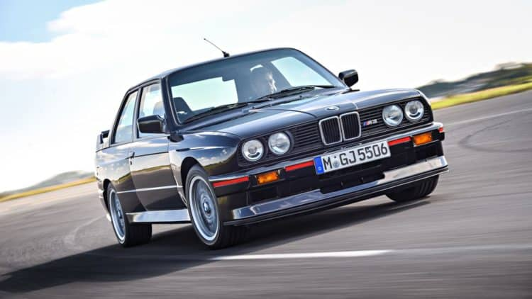 E30 BMW M3 Top 20 BMW Models of All Time