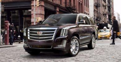 Escalade Una mirada al nuevo servicio de suscripción de automóviles de lujo de Cadillac