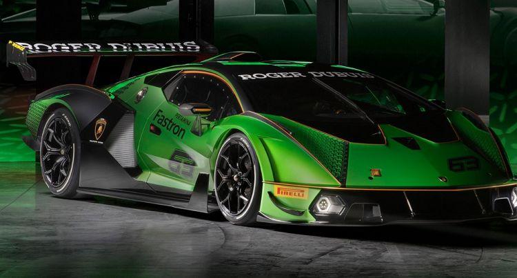 Essenza SCV12 El Lamborghini Essenza SCV12 2021