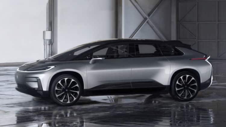 Faraday Los 10 coches eléctricos más esperados para 2018