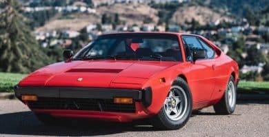 Ferrari 308 GT4 Historia y evolución del Ferrari 308 GT4