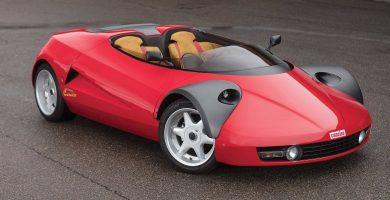 Ferrari 328 GTS based Conciso Una mirada más cercana al extraño Ferrari 328 GTS basado en Conciso