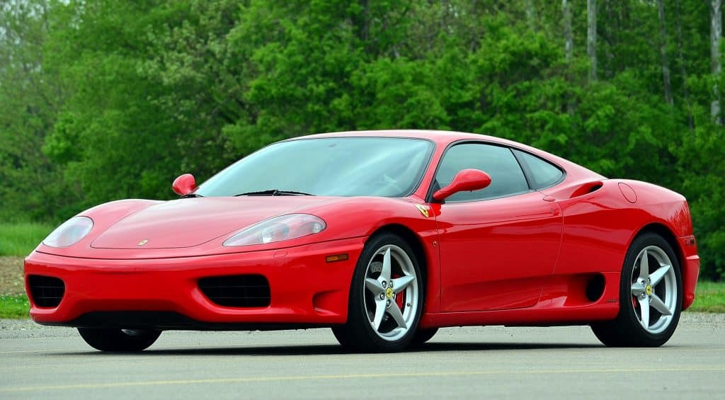 Ferrari 360 Moderna Qué buscar en un Ferrari 360 Moderna usado