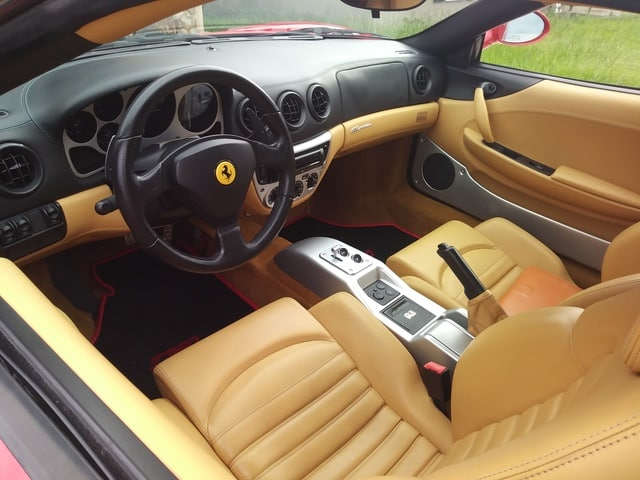 Ferrari 360 Moderna 3