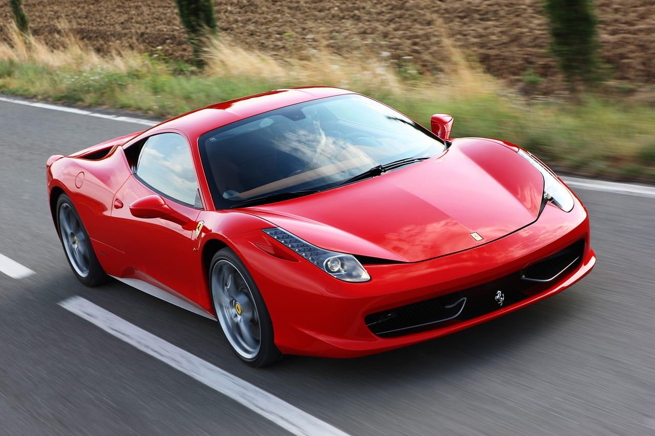 Ferrari 458 Italia Historia y evolución del Ferrari 458 Italia