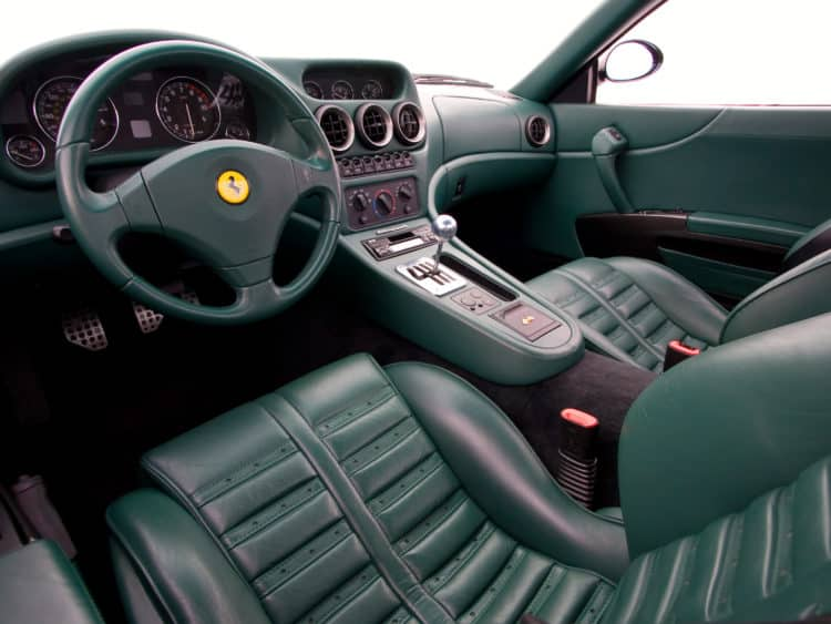 Ferrari 550 Maranello 2