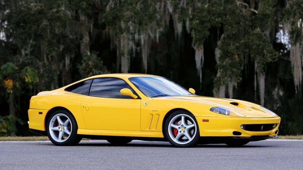 Ferrari 550 Maranello Una guía para el comprador del Ferrari 550 Maranello