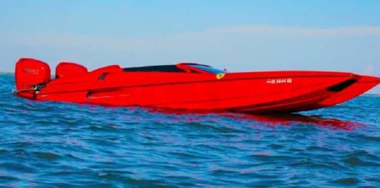 Ferrari Boat 1 ¿Ferrari hace un barco?