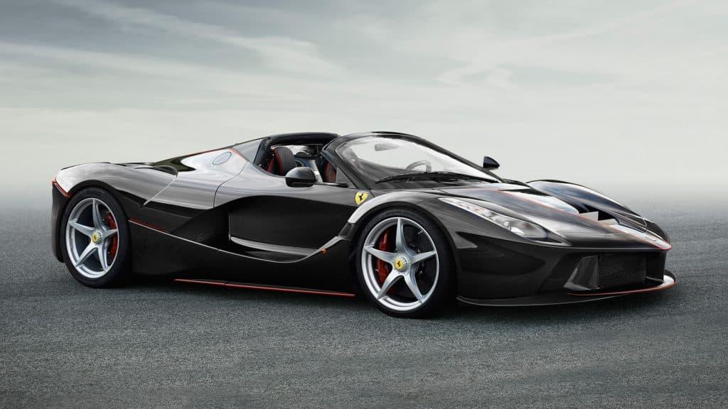Ferrari Convertibles Los 20 mejores convertibles Ferrari jamás fabricados