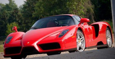 Ferrari Enzo Los cinco mejores modelos de Ferrari de edición especial de todos los tiempos
