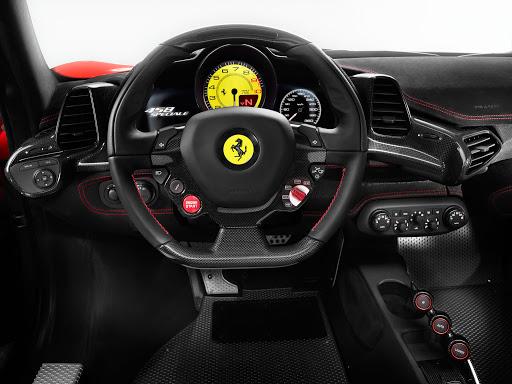 Ferrari Steering Wheel ¿Qué hace que un volante de Ferrari sea tan diferente?